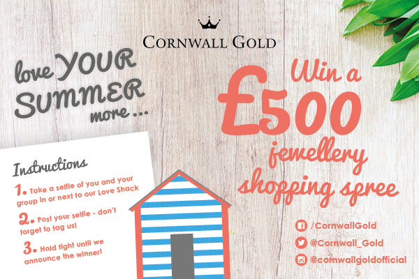 Cornwall Gold Summer Competition