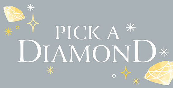 Pick a Diamond
